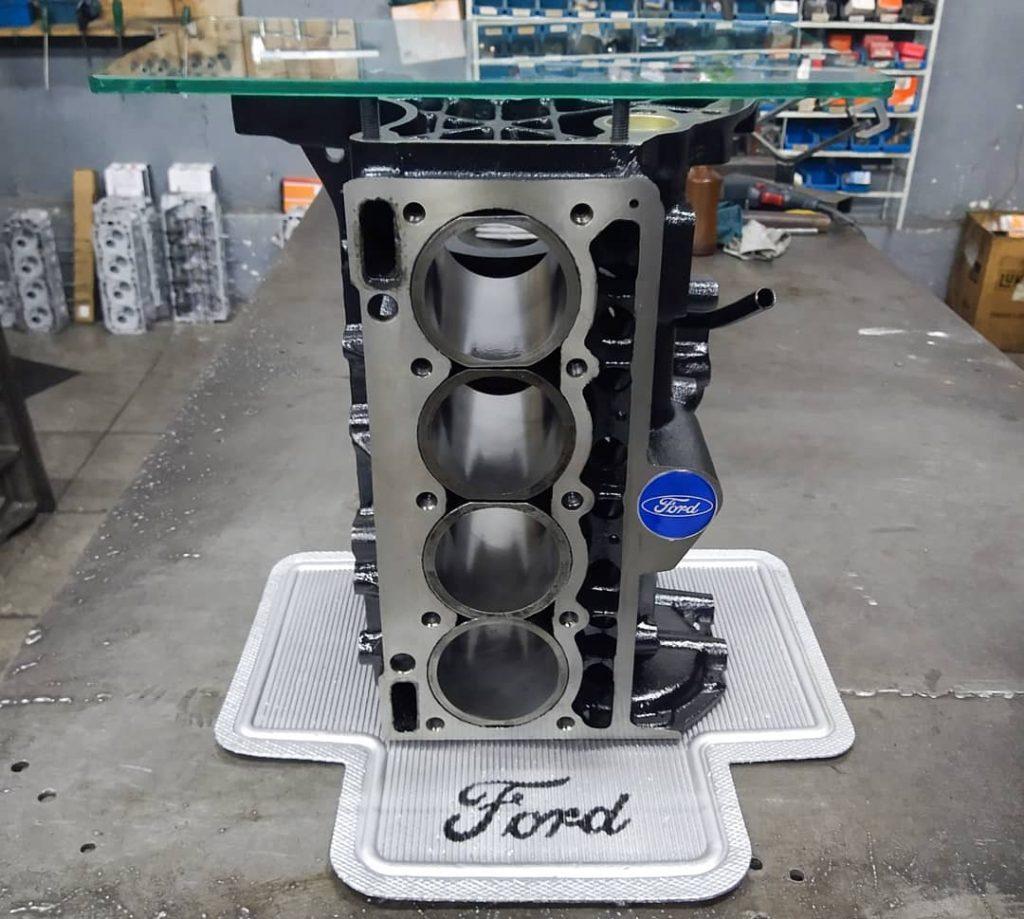 Mesa Bloco Ford 1